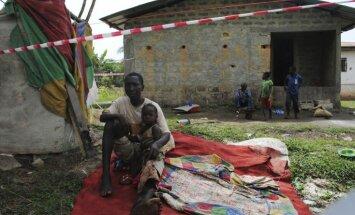 Libērijā atlikuši vairs tikai pieci inficēšanās gadījumi ar Ebolas vīrusu