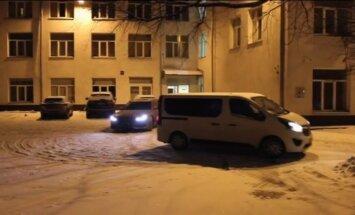 Глава Банка Латвии Римшевич освобожден под залог