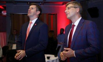 Agrāk vai vēlāk šajā sasaukumā 'Saskaņa' veidos valdību, prognozē Dombrovskis