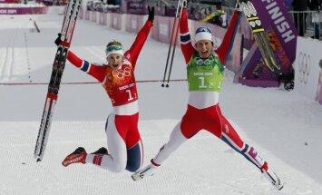 Bjergena izcīna savu devīto medaļu olimpiskajās spēlēs