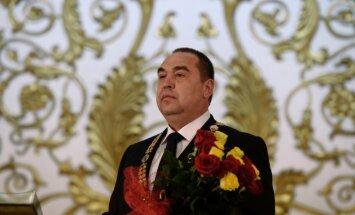 'Luhanskas Tautas republikas' šefs: mēs nekad neesam nolieguši – šis ir brāļu karš