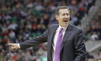 'Knicks' galvenais treneris: varbūt mēs vienkārši nespējam spēlēt aizsardzībā