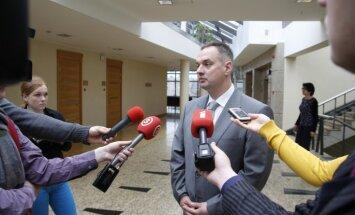 Rīgas dome aizliedz 9.maijā rīkot 'Krievu maršu'