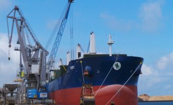 Eksporta kāpumam oktobrī 'tempu uzdevis' graudaugu kultūru eksports