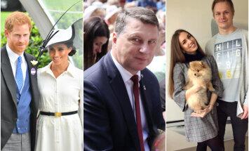 Nedēļas trakumi: Karaliskais skandāls, Vējoņa taisnošanās un Rodrigo Ābola saderināšanās