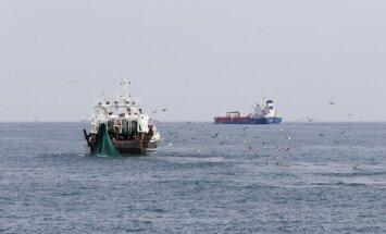 ĀM vēl arvien nav informācijas par trešo Latvijas jūrnieku, kas bijis uz nogrimušā kuģa
