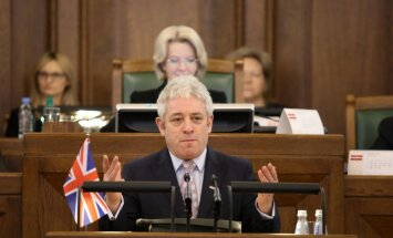 Британский политик: свобода Латвии— лакмусовая бумажка для свободы Европы