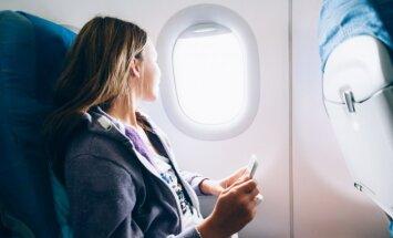 Ceļo ar baudu: kā pašā spēkiem atvieglot lidojumu ekonomiskajā klasē