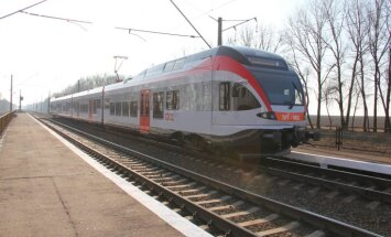 'Stadler' atvēris vilcienu rūpnīcu Baltkrievijā