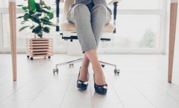 Video: Kāpēc un kā vingrot biroja darbiniekiem, skaidro fizioterapeite