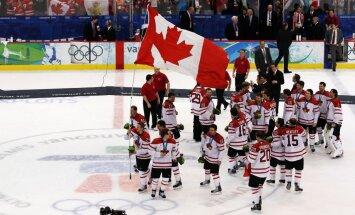 Kanāda noslēdz olimpisko hokeja komandu sastāvu paziņošanas drudzi