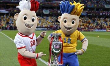 Anatolija Kreipāna EURO 2012 simboliskā izlasē pārbaudītas vērtības