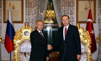 """Турция и Россия подписали соглашение о """"Турецком потоке"""""""
