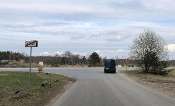 LVC Ikšķiles novadā slēgs kreiso pagriezienu uz Daugavpils šosejas; iedzīvotāji iebilst