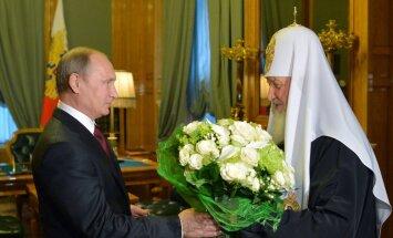 Pareizticīgajai baznīcai ir liela ietekme uz Krievijas ārpolitiku, atklāj pētījums