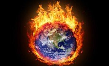 Мотор или топор? Почему выбросы CO2— возможно, не самая большая проблема с климатом