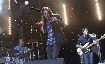 ASV Kongresa bibliotēkas reģistram pievienos grupas 'Radiohead' albumu