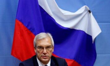 NATO un Krievija sarunās spriež par 'riska samazināšanu'