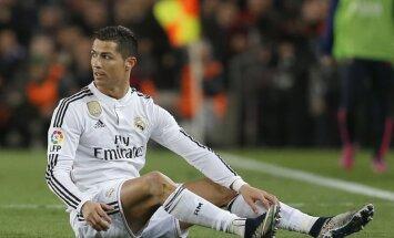 """Криштиану Роналду обиделся и решил уйти из """"Реала"""""""