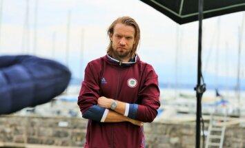 Latvijas izlases kapteinis Gorkšs noslēdz karjeru valstsvienībā