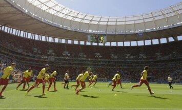 Бельгия впервые возглавила рейтинг ФИФА, Латвия вернулась в топ-100