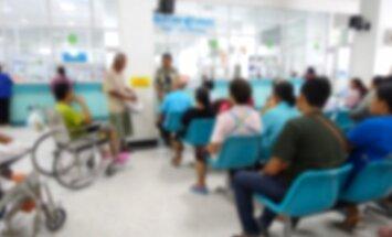 Raito rindu samazinājumu pie ārstiem varētu apdraudēt speciālistu trūkums