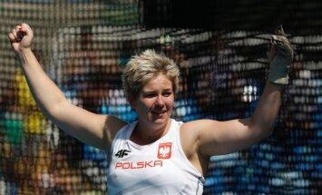 Легкоатлеты обновили второй мировой рекорд за два дня, шестовик Пуятс — 12-й
