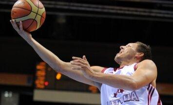 Blūma pārstāvētajai 'Gescrap Bizkaia' smags zaudējums pirmajā ULEB Eirolīgas ceturtdaļfināla spēlē