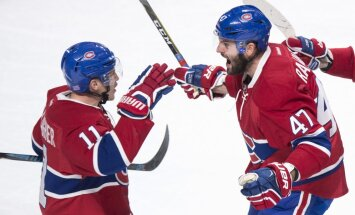 Montreal Canadiens Brendan Gallagher, Alexander Radulov