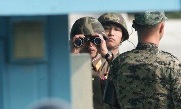 Dienvidkoreja: Ziemeļkoreja veikusi jaunu kodolizmēģinājumu