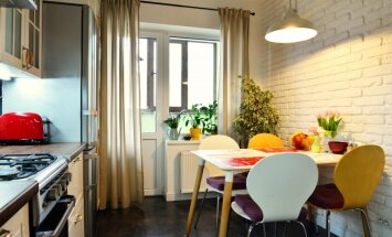 Ērtāka un raitāka ikdiena: padomi praktiskas virtuves iekārtošanai