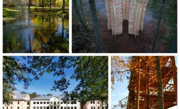 Muižu parki, dabas taka un zvaigžņu vērošanas krēsli: ko apskatīt Kārsavas novadā