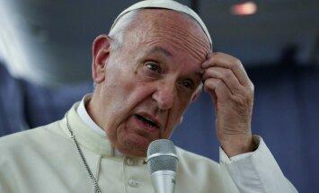 Папа Франциск призвал мафиози к раскаянию