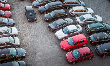 Par trešdaļu audzis jauno auto līzinga tirgus; visvairāk pērk apvidus auto