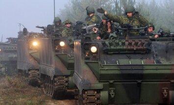 NATO virspavēlnieks Eiropā aicina Krieviju nejaukties citu valstu vēlēšanās