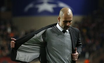 Josep Guardiola manager of Manchester City
