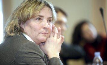 Grigule bloķēto balsojumu par viņas kandidatūru augstam EP amatam uzskata par sliktu signālu Latvijai