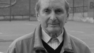 Mūžībā aizgājis Sevastovas pirmais treneris Ernestsons