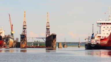 'Rīgas brīvostas flote' pērn strādājusi ar 75 tūkstošu eiro peļņu