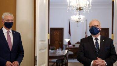 Prezidents un premjers vienisprātis par mērķtiecīgu atbalstu kultūras nozarei
