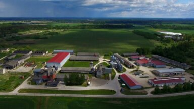 Nerafinētās eļļas ražotājs saņem 2,49 miljonu eiro finansējumu attīstībai