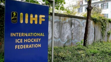 IIHF prezidenta amatā ievēlē Francijas pārstāvi Tārdifu