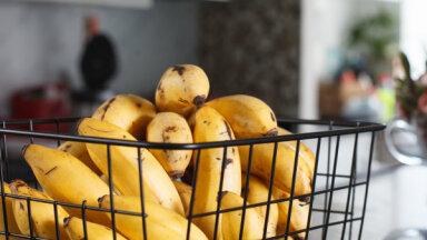 Banāni un miers! 40 receptes pilnai laimei