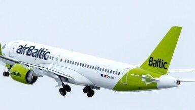 'airBaltic' sācis lidojumus uz Neapoli Itālijā