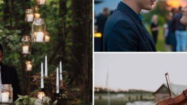 Liktenīgas iepazīšanās, neparasti bildinājumi un pārsteigumi kāzās: 10 attiecību stāsti