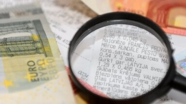 Čeku loterija par 1,2 miljoniem eiro palielinājusi budžeta ieņēmumus, atzīst VID