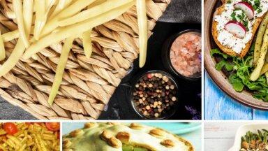 Sviesta pupiņu valdzinājums: 17 receptes augusta pusdienām un vakariņām