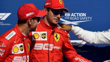 Fetelu pārsteidzis 'Ferrari' lēmums neturpināt sadarbību ar viņu