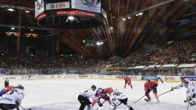 Šogad varētu nenotikt senākais Eiropas hokeja klubu turnīrs – Špenglera kauss