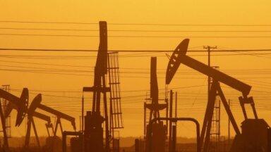 Naftas cena dodas augšup, sasniedzot septiņu gadu augstāko līmeni